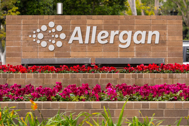 NPR: Allergan Recalls Textured Breast Implants Linked To Rare Type Of Cancer